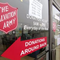 Salvation Army Senior Discounts
